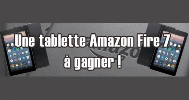 Tablette Amazon Fire 7