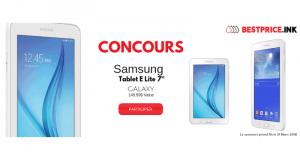 Tablette Samsung Tab E Lite