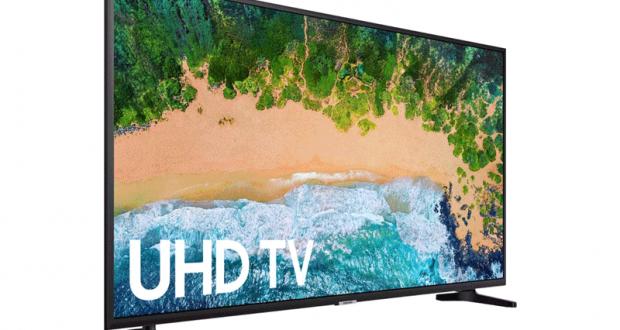 Téléviseur intelligent Samsung 4k HDR 65 pouces