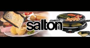 Un appareil à raclette & grill de Salton
