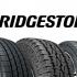 Un ensemble de quatre pneus Bridgestone (1 000 $)