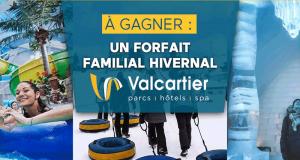 Un forfait familial hivernal au Village Vacances Valcartier