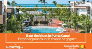 Vacances tout compris pour 2 personnes à Punta Cana