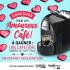 Cafetière Ambra de Caffitaly Canada + un coffret dégustation