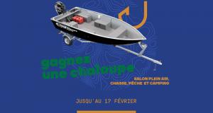 Chaloupe de pêche Princecraft Yukon 140 BT 2019