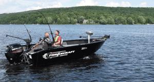 Chaloupe de pêche Princecraft Yukon 140 BT DL BT 2019