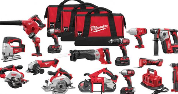 Ensemble d'outils Milwaukee d'une valeur de 550$
