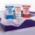 Ensembles cadeaux de 3 tubes des crèmes WEBBER Vitamine E