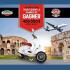 Gagnez 25 voyages en Italie - 10 scooters Vespa - 95 prix de 1000$