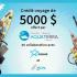 Gagnez un Crédit voyage de 5 000$