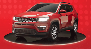 Gagnez un Jeep Compass North 2019 4x4 (36 700 $)