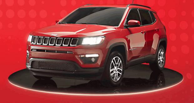 Gagnez un Jeep Compass North 2019 4x4 (36 700 $)