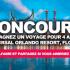 Gagnez un Voyage à Orlando pour 4 personnes (8000$)