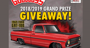 Gagnez un camion Ford GRT de 1969 (40 000 $)