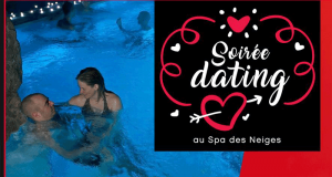 Gagnez une Soirée dating au spa