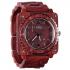 Une montre KONIFER ADIRONDACK ACAJOU (Valeur de 190$)