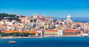 Voyage pour deux personnes au Portugal
