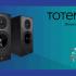 2 hauts-parleur Kin Play de Totem (Valeur de 1250$)
