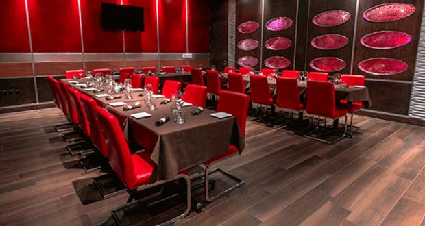 Brunch pour 25 personnes dans un salon privé du Rouge Vin
