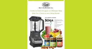 Gagnez Un mélangeur Ninja