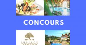 Gagnez Une fin de semaine de rêve à l'Auberge Godefroy