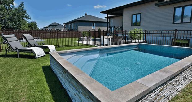 Gagnez Une piscine creusée Harmony de 16000$