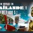 Gagnez un Voyage pour deux en Thaïlande (7000$)