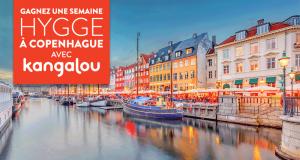 Gagnez un voyage pour deux au Danemark (6 500$)