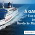 Gagnez une croisière de 7 nuits aux Îles de la Madeleine