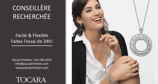 Le collier Marilou de Tocara