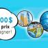 Séjour pour 4 dans la ville de Québec (Valeur de 1 550$)