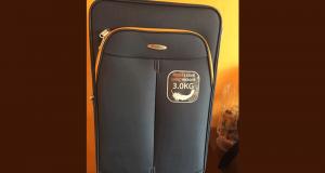 Une valise remplie de surprises