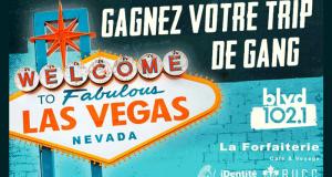 Voyage pour 4 personnes à Las Vegas aux États-Unis