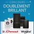 10 ensembles de 5 électroménagers Whirlpool (6660$ chacun)