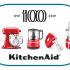5 ensembles de petits appareils KitchenAid (Valeur de 910$ chacun)