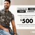 500 $ chez Mode Choc