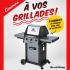 Barbecue Broil King de 30 000 BTU Modèle : 931254LP