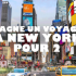 Gagnez un voyage à New York pour deux (Valeur de 5500$)