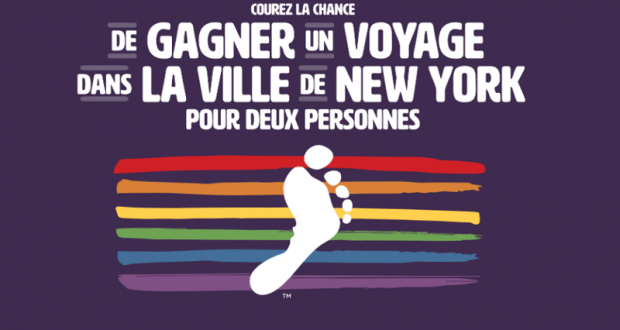 Gagnez un voyage pour 2 à New York pour la WorldPride