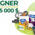 Gagnez une Trousse printanière de 5000$