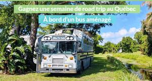 Gagnez une semaine de Road Trip au Québec