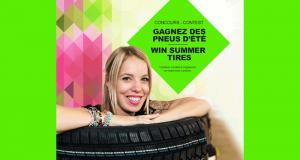 Un ensemble de 4 pneus d'été