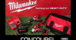 Un ensemble d'outils Milwaukee d'une valeur de plus de 200$