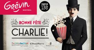 Voyage en Suisse pour visiter le Chaplin's World (5000$)