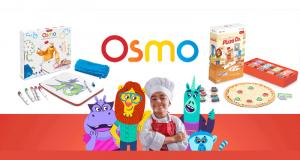 Ensemble de jeux interactifs Osmo pour amuser les enfants