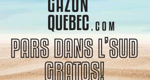 Gagnez Un crédit voyage de 2 000$ grâce à GAZON QUÉBEC