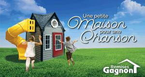 Gagnez Une petite maison pour enfant (Valeur de 6 000 $)
