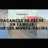 Gagnez un forfait vacances complet en famille sur les Monts-Valin