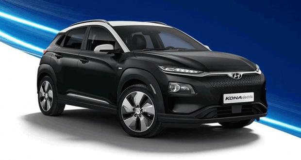 Gagnez une location d'un an d'une Hyundai Kona électrique