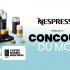 Machine Vertuo Chrome Nespresso + Mousseur à lait + Tasse de Voyage